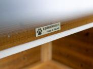 lämpöeristetty koirankoppi – koirantassu-7