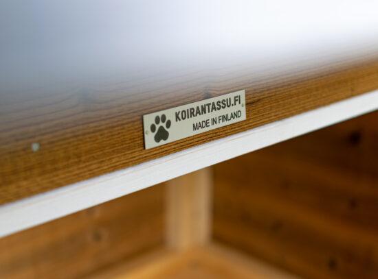 lämpöeristetty koirankoppi - koirantassu-7