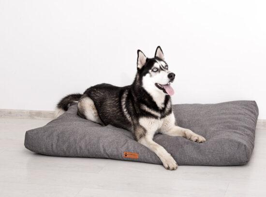 harmaa iso koiranpatja-2